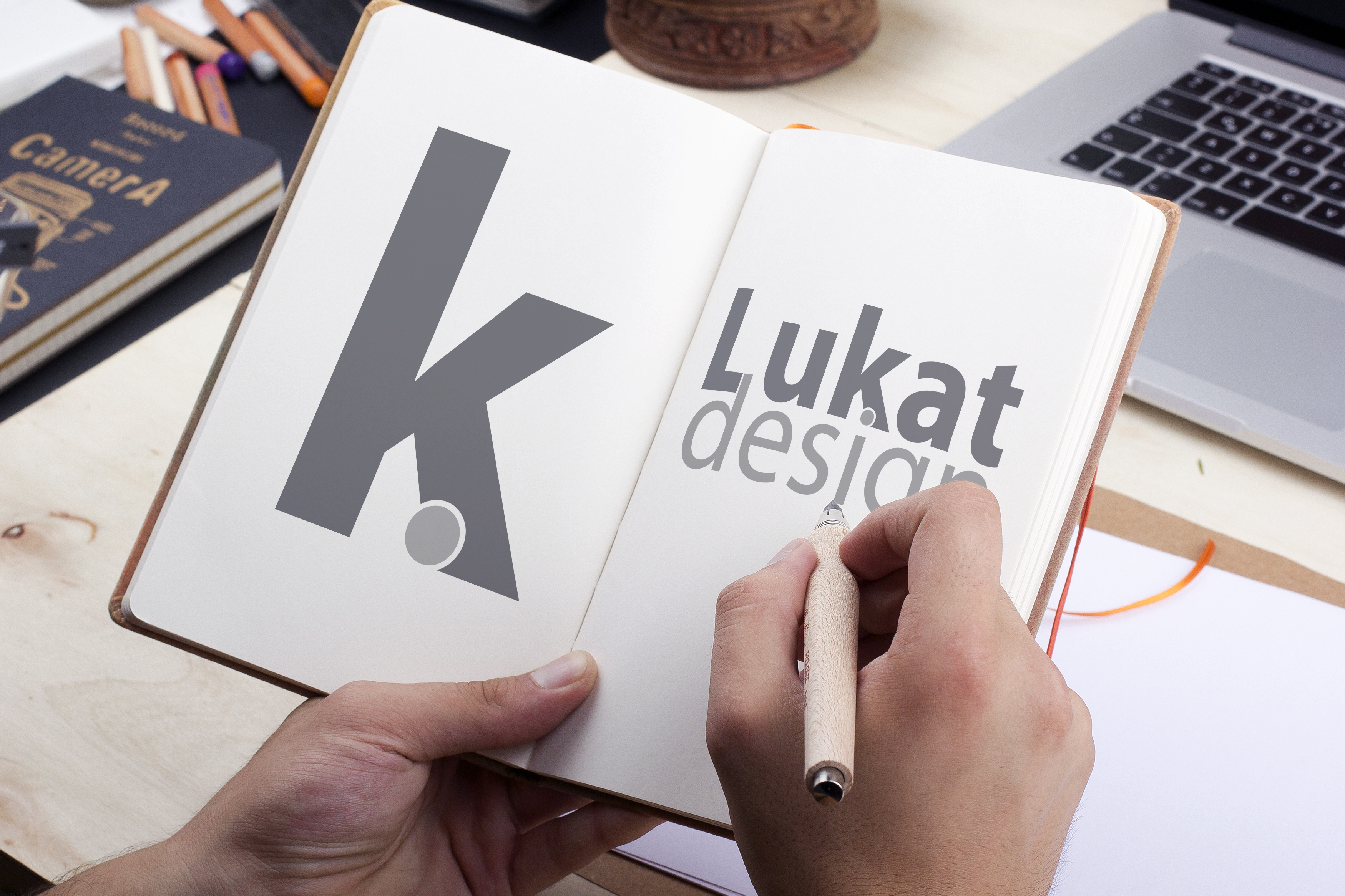Lukat Design, Graphic & Web Designer